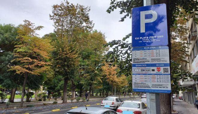 Plata parcării prin sms, în Constanța și Mamaia, ar putea redeveni obligatorie - fotofondplataparcarii-1595862514.jpg