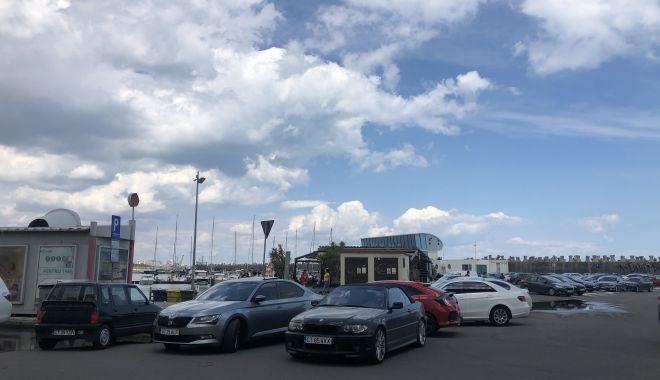 Foto: Consilierii au decis! Plata parcării redevine obligatorie, la Constanța. Ce amenzi se aplică