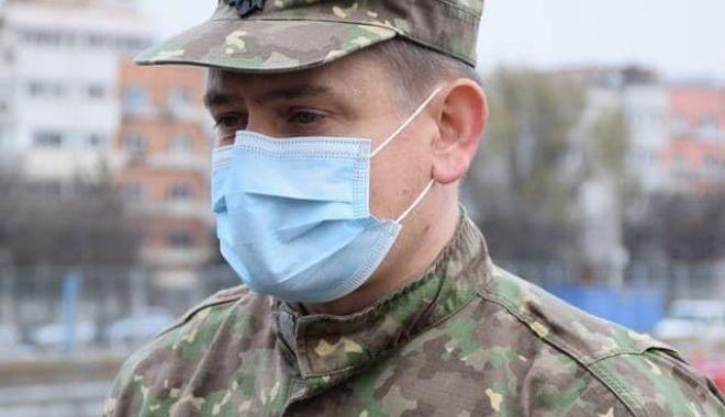 Portret militar. Lt. col. dr. Cătălin Boca, coordonatorul spitalului de pe stadionul Portul - fotofondportretdemedicmilitar3-1586371667.jpg