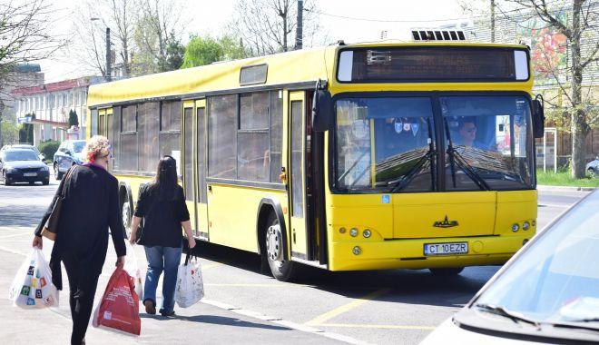 Foto: RATC a devenit istorie. Noua companie de transport a Constanței, CT Bus, va avea și trasee externe