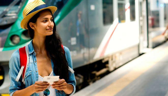 Foto: Vor reduceri nelimitate la CFR. Ce beneficii au studenții din Europa la transportul pe cale ferată?