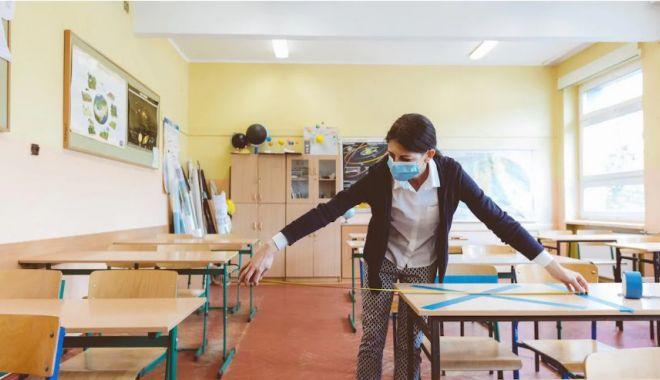 Se pune lacătul pe școlile din Constanţa? Elevi şi profesori, confirmaţi cu noul coronavirus - fotofondscoliinchise2-1603210531.jpg