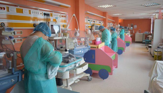 Povești incredibile din Secția de Neonatologie a Spitalului Județean Constanța.