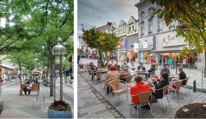 Strada Ştefan cel Mare, în şantier. Administrația locală a început lucrările de reabilitare - fotofondstefancelmare8-1601827644.jpg