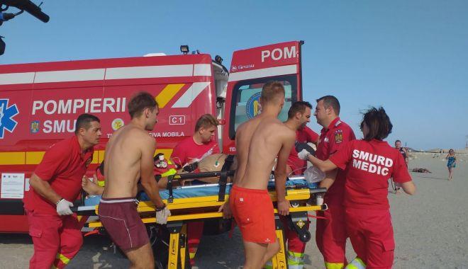 Foto: Sute de sancțiuni date de pompieri, pe litoral. Ce nereguli au fost găsite