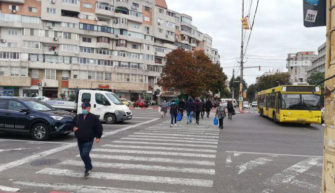 """Necazuri în traficul din Constanța: """"Facem curse contra cronometru pe trecerile de pietoni!"""" - fotofondtreceridepietoni5-1605209616.jpg"""