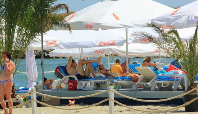 Foto: Cât au cheltuit turiștii, pe litoral,  în minivacanța de Rusalii