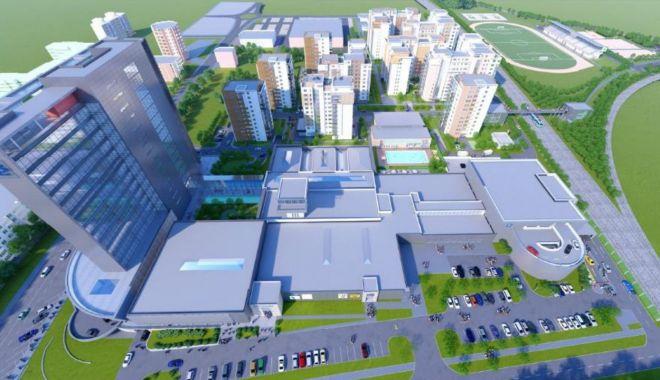 Afaceri imobiliare, la Constanța. Turnuri cu 20 de etaje, galerii comerciale și apartamente de lux - fotofondunnoucartier-1591294516.jpg