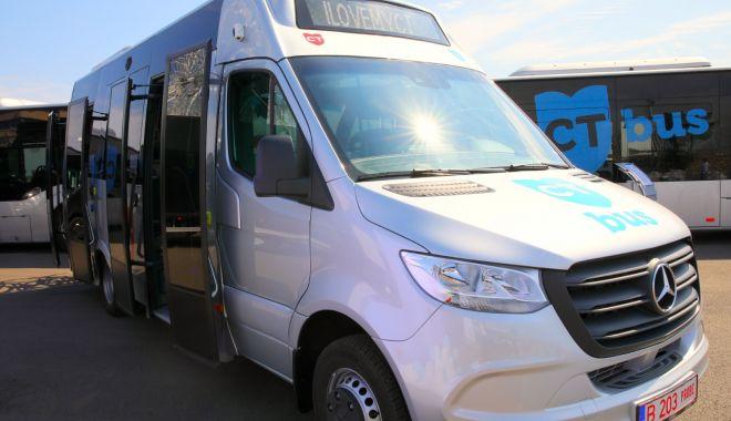 Un nou traseu de transport în comun, la Constanţa. Minibuzele CT Bus intră în circulaţie - fotofondunnoutraseu-1600884781.jpg