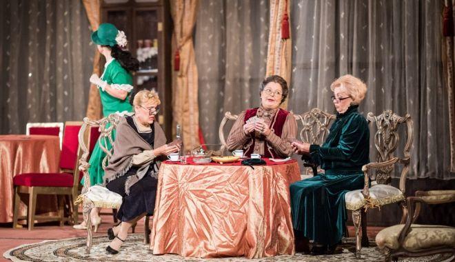 Foto: Week-end de poveste, la malul mării. Teatru și muzică în aer liber, în parcurile Constanței