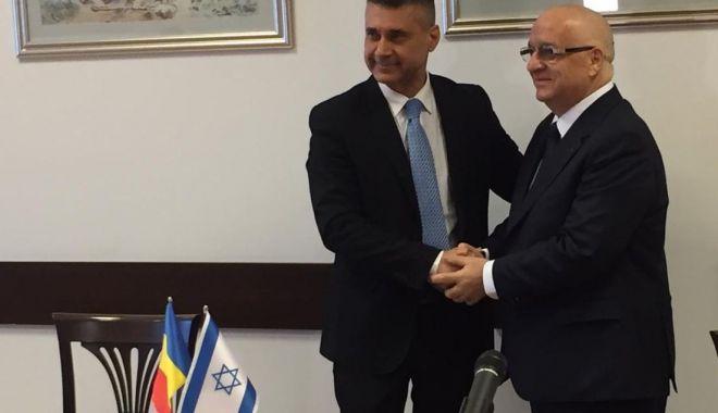 Zi istorică pentru RAJA Constanța. Ambasadorul israelian David Saranga, în vizită la compania de apă - fotofondziistorica-1581457955.jpg