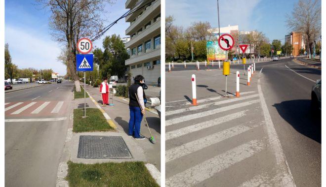 Începând de astăzi, traficul rutier din Mamaia va fi redirijat. Iată rutele - fotojet1-1556021087.jpg