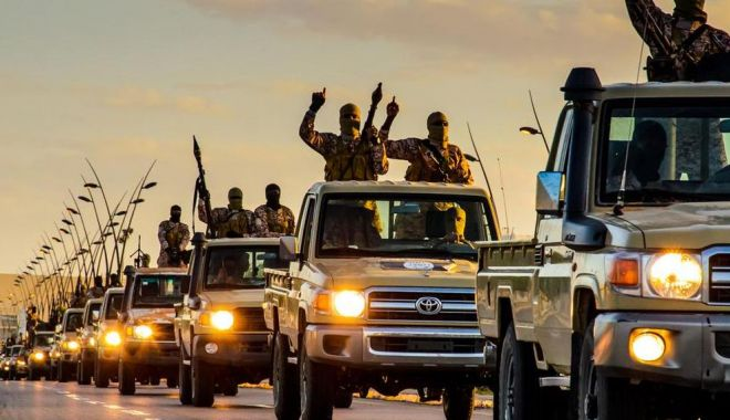 Foto: Franța reamintește Irakului importanța continuării combaterii grupării Stat Islamic
