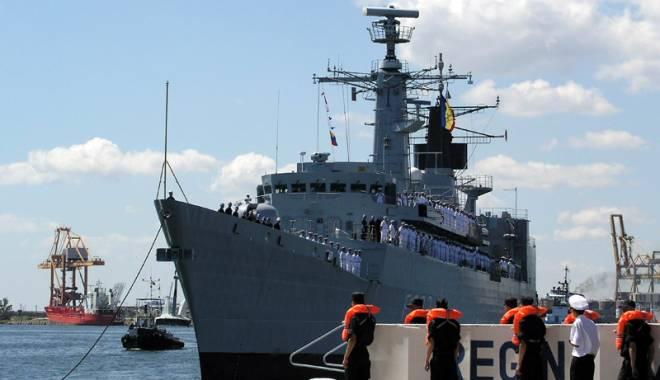 Foto: Fregatele Regele Ferdinand și Regina Maria vor fi modernizate