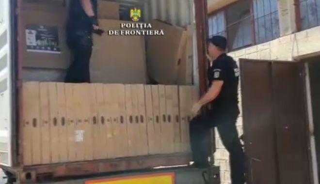 Captură uriașă a Poliției de Frontieră la Agigea. Valorează 1 milion de euro - frontiera-1598083630.jpg