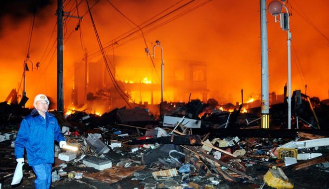 Foto: 5.700 de seifuri bancare, găsite în zona devastată de cutremur în Japonia