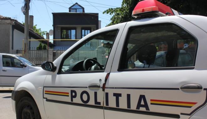 Foto: Unul beat și altul fără permis! Doi șoferi din Constanța, cercetați penal