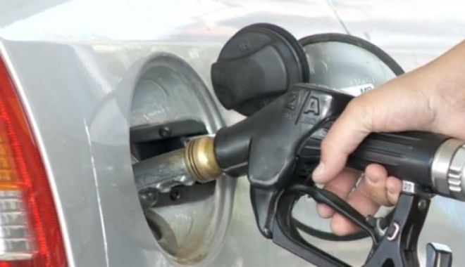 Foto: Individ reținut după ce a furat combustibil, de trei ori, de la aceeași benzinărie