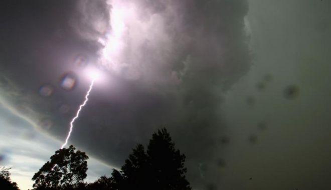 Foto: Avertizare de călătorie: Furtuni puternice și grindină în Grecia