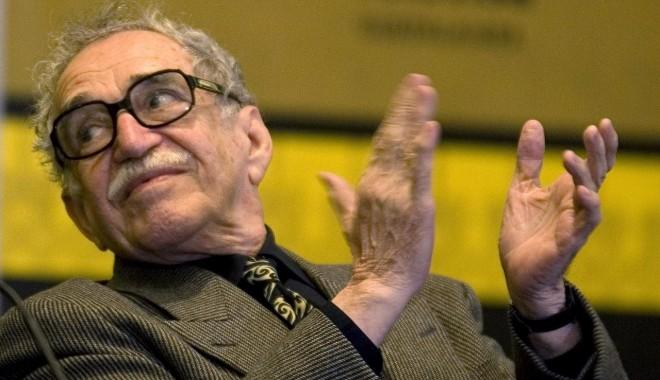 Foto: GABRIEL GARCIA MARQUEZ, laureat al Premiului Nobel, A MURIT
