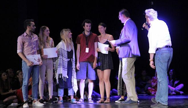 Foto: A căzut cortina la Gala Hop. Cine sunt laureații Galei Tânărului Actor Hop 2019