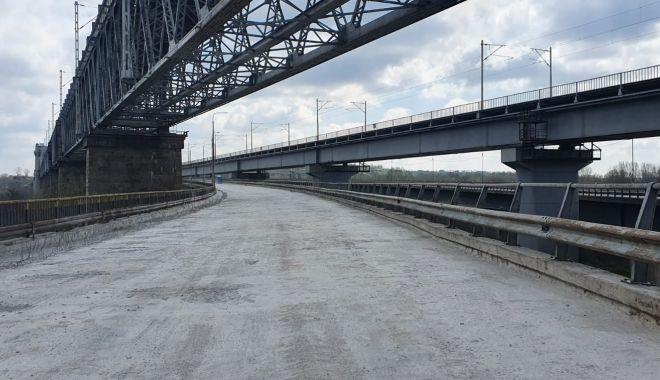 GALERIE FOTO. Imagini inedite cu lucrările de reabilitare a Podului Cernavodă - galeriefotopodulcernavoda1-1618581671.jpg