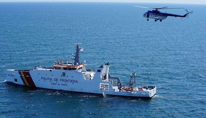 Foto: Desfășurare de forțe impresionantă în Marea Neagră, pentru salvarea vieților în pericol