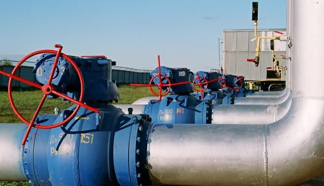Foto: Rusia amenință Ucraina cu tăierea gazului