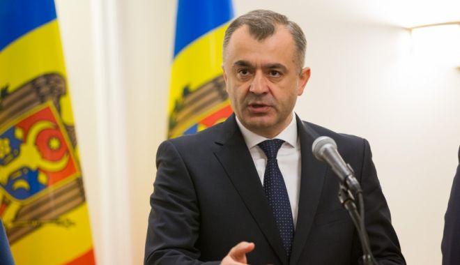 Foto: Scandal diplomatic. Ambasadorul R. Moldova, convocat la MAE român în urma unor declarații ale premierului Chicu