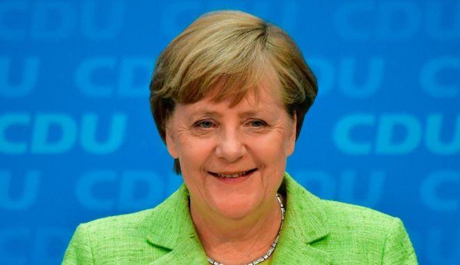 Foto: Germanii vor ca Angela Merkel să-și ducă la bun sfârșit mandatul de cancelar