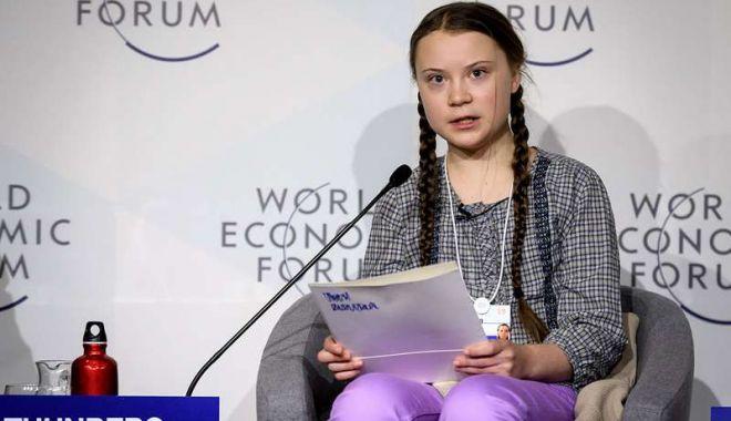 Foto: O tânără din Suedia, în vârstă de 15 ani, este nominalizată la Premiul Nobel pentru Pace