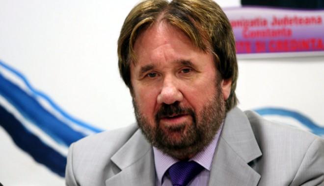 Foto: Dan Diaconescu va fi cap de listă la alegerile europarlamentare. Gheorghe Slabu l-ar putea urma
