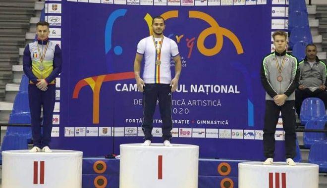 """Gimnastică / Finalele pe aparate. Campionii României, desemnaţi la Sala """"Olimpia"""" - gimnastica1511-1605432260.jpg"""