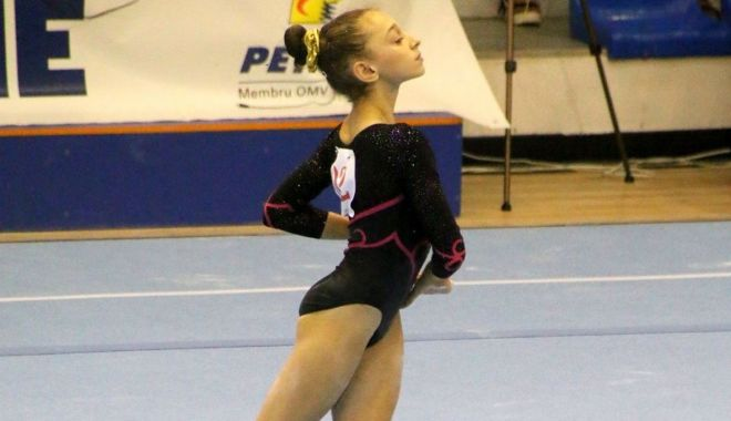 Gimnastică / La numai 16 ani, Daniela Trică şi-a anunţat retragerea din activitate - gimnasticatricabun-1619786465.jpg