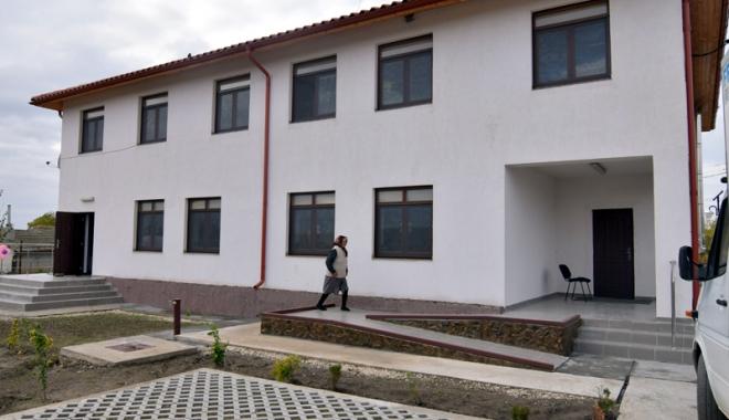 Moment de bucurie în comuna Grădina. A fost inaugurat Centrul de Prevenire a Abandonului - gradinacentrudeprevenireaabandon-1477588483.jpg