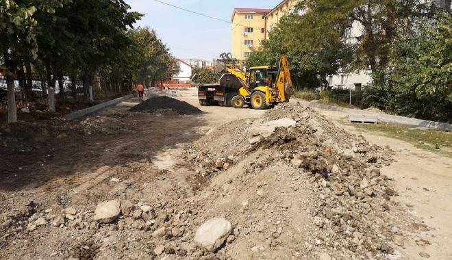 Foto: Ce străzi din Constanța vor fi reablitate în această săptămână