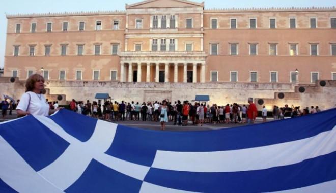 Foto: Proiectul de buget pe 2012, aprobat de guvernul grec