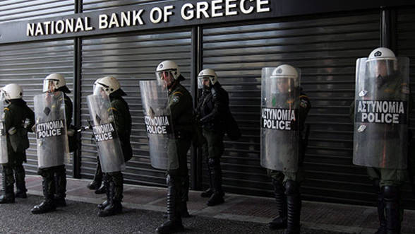 Foto: Grecia se întoarce la urne