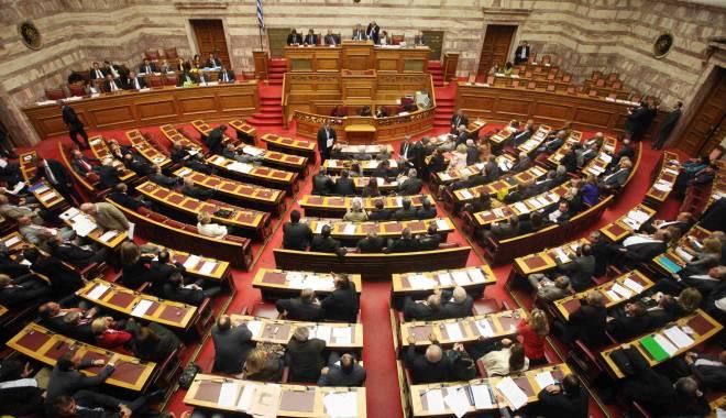 Foto: Grecia / Parlamentul anunță dizolvarea și organizarea de alegeri anticipate pe 25 ianuarie