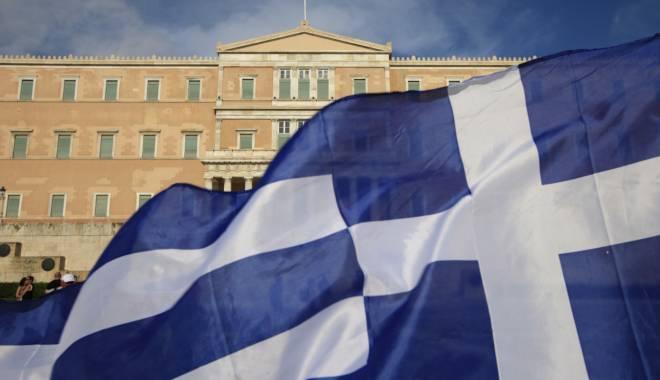 Foto: Deputații din Grecia au început la ora 4:00 dimineața dezbaterea pe tema planului de salvare