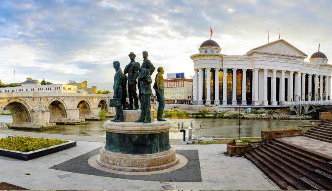 """Foto: """"Grecia și Macedonia nu au fost niciodată atât de aproape de o reconciliere"""""""