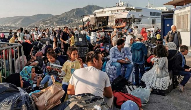 Foto: Grecia se pregătește pentru un nou val de migranți