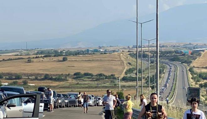 Grecia schimbă regulile. Va testa toți turiștii care intră în țară pe la vama Kulata-Promachonas - grecia11-1594284185.jpg