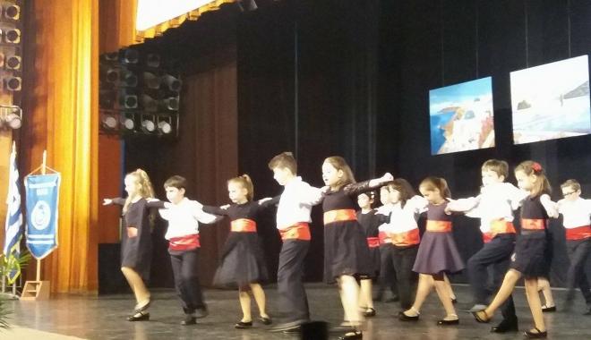Foto: GALERIE FOTO / Grecii din Constanța au sărbătorit Ziua Națională a Republicii Elene