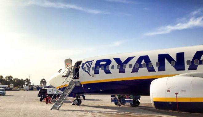 Foto: ATENȚIE! Grevă la Ryanair. Zeci de curse sunt anulate, azi