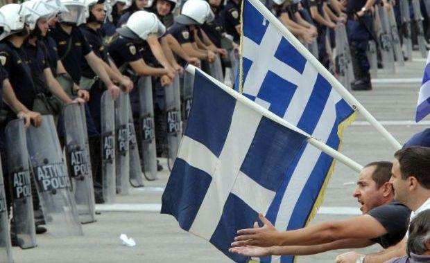 Foto: MAE: O nouă grevă generală, miercuri și joi în Grecia