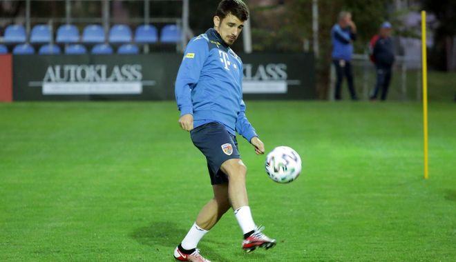 Fotbal, echipa naţională / Grigore şi Hanca ratează meciul cu Austria - grigore-1602662351.jpg