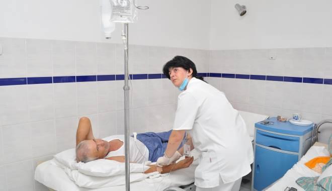 Foto: Alte 350 de suspiciuni de gripă! Bilanțul morților e negru!