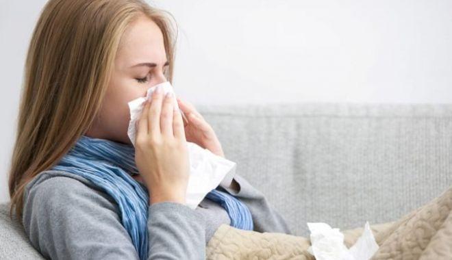 """Foto: Sorina Pintea: """"Nu suntem foarte departe de declararea epidemiei de gripă"""""""