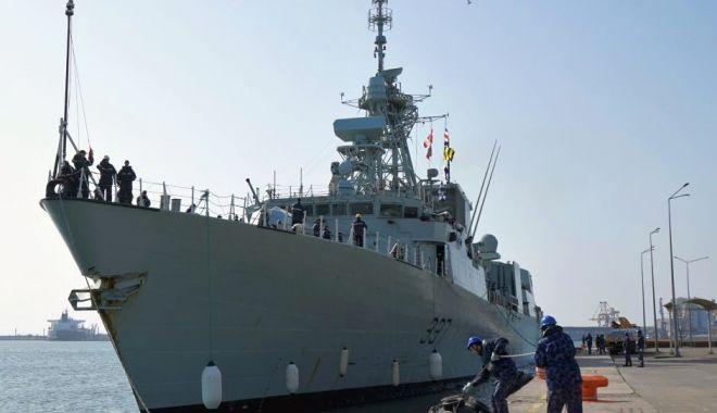 Grupare navală NATO, în portul Constanța - grupare-1585660912.jpg